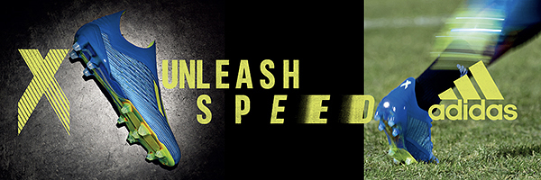 adidas UNLEASH SPEED